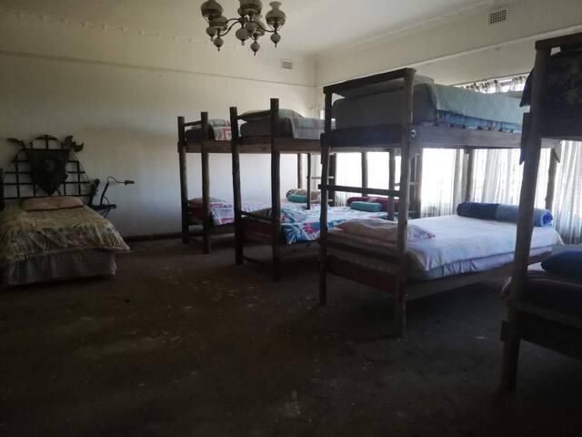 Dormitory, Bos-Paradys