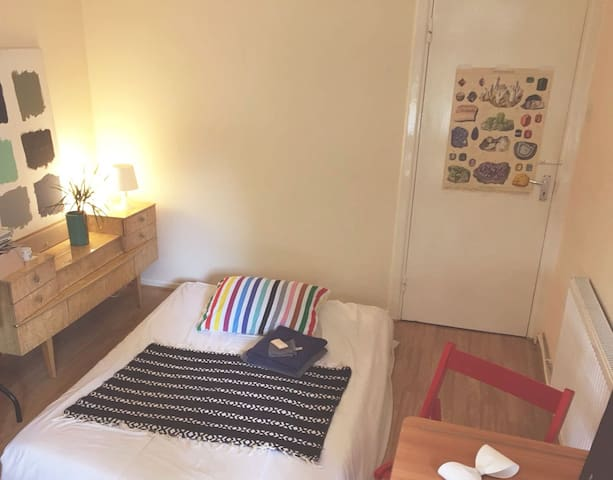 Big room for single person-Great Location - London - Apartment