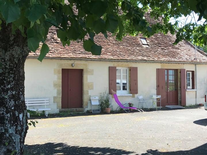 Gîte rural de Champdoré - calme verdure autonomie