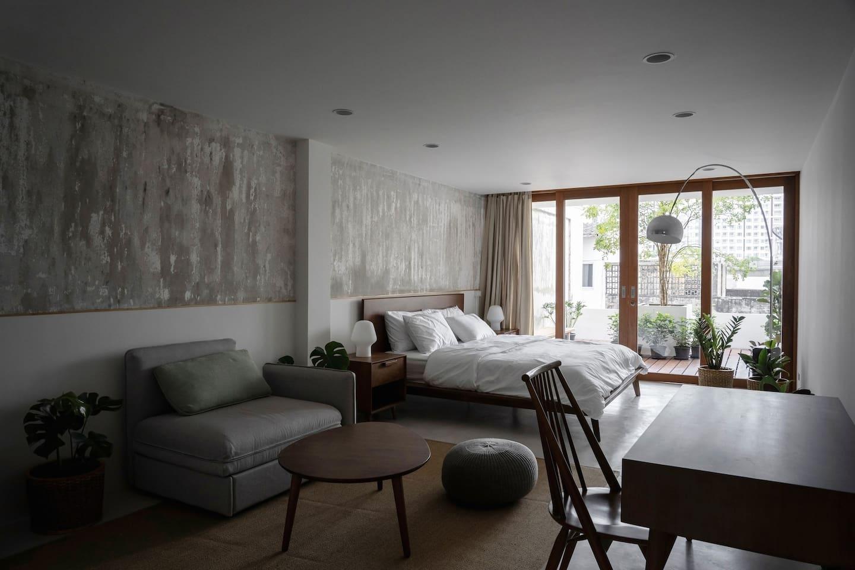 Designer Studio+Private Roof in PhraKhanong