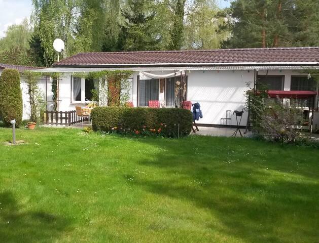 Sommerhaus Wernsdorf