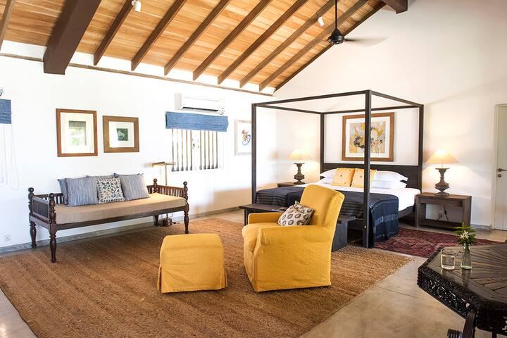 Villa Saffron Hikkaduwa - Saffron Suite - Hikkaduwa - Villa