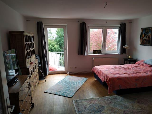 Gemütliche Wohnung im Herzen von Darmstadt