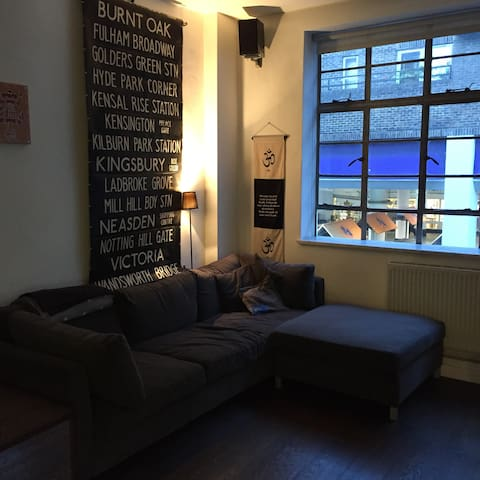 Cosy & Spacious 1 Bedroom Flat in Central London - Londýn