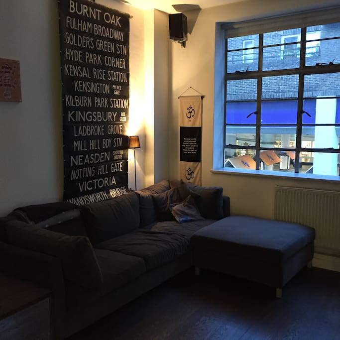 Cosy Spacious 1 Bedroom Flat In Central London Apartments For Rent In London England