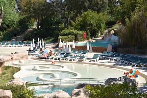 Nice Appartment Les Restanques Golfe St Tropez