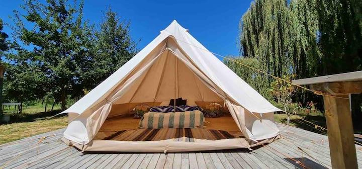 Stillwater Glamping tent