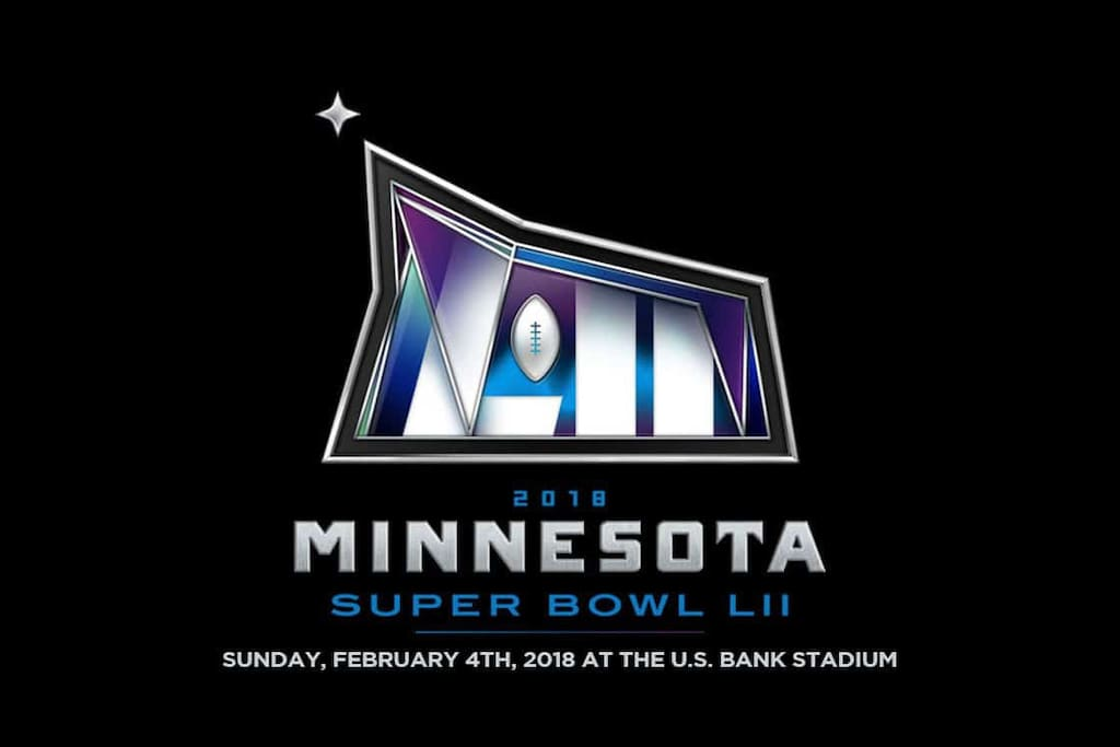 15 minute Uber/Lyft ride from the Super Bowl location at US bank stadium