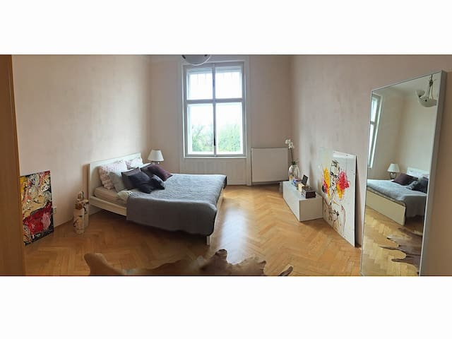 Beautiful place with amazing view. - Praag - Appartement