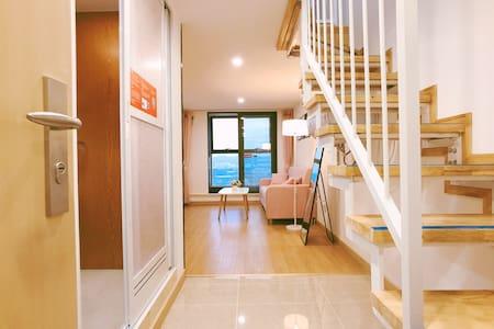 广州南站万科超赞复式公寓房