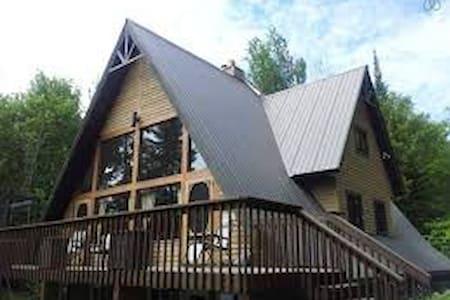 Lakefront cottage on Lac Notre-Dame - Wentworth-Nord - Kabin