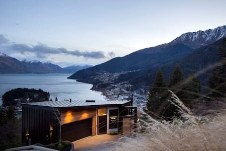 Spectacular views, luxurious, warm and stylish