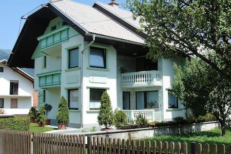 The Green House - Mojstrana