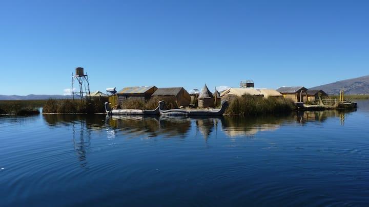 Uros Aruma Uro.Floating Experience.onLake Titicaca