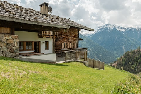 Alpinence - Chalet Ulten
