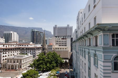 The heart of the city - Cape Town