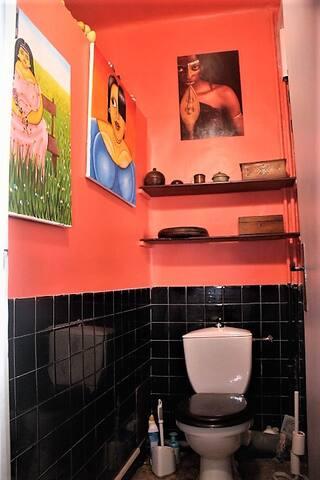 WC communs