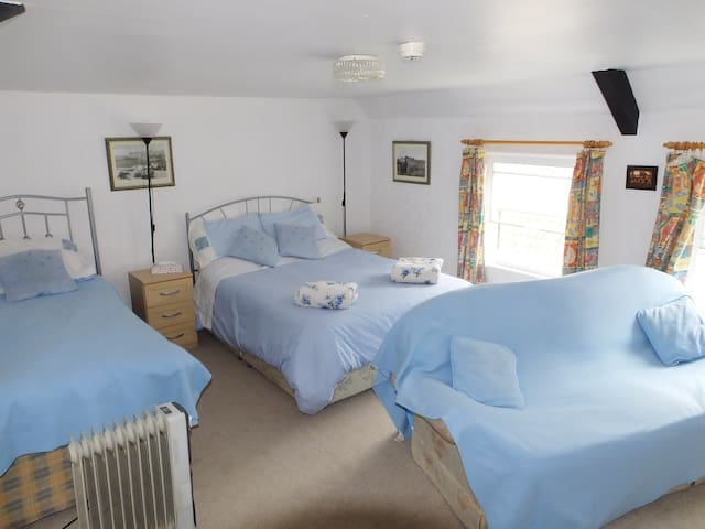 Cornflower Room - Sleeps up to 3 in Central Whitby - Whitby - Apartment