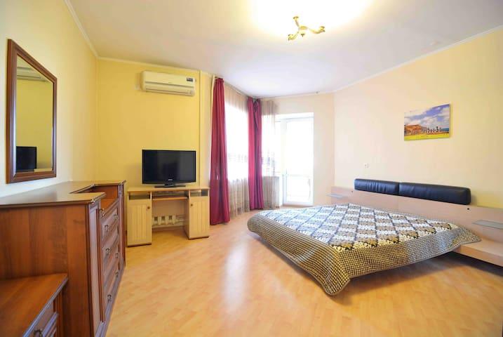 Шикарный вариант за доступные деньги - Khabarovsk - Apartamento