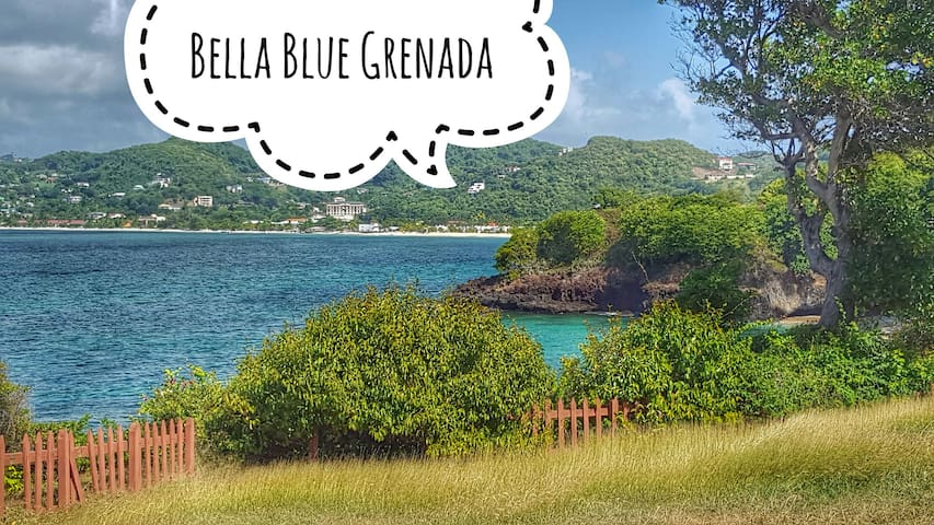 Sky Blue Apartment, Bella Blue Grenada - The Lime
