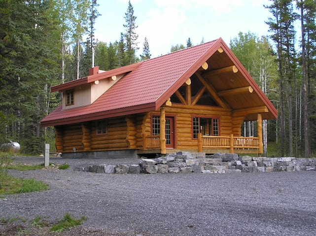 Nordegg Cabin - Sleeps 8  Pet Friendly Weekly -20%