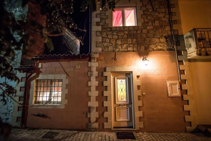 Villa Aroni a luxurious refuge..!