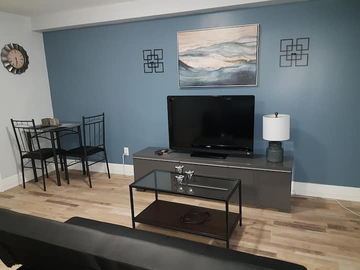 Mississauga Bsmt Apartment off of Bloor St!
