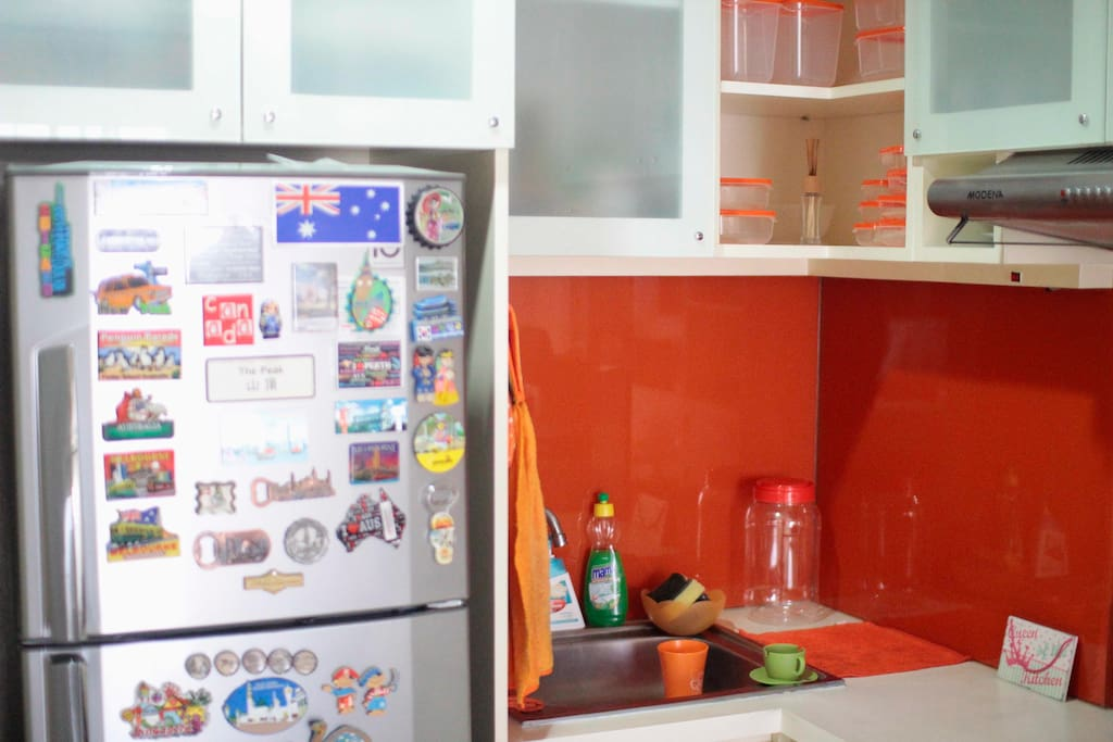This kitchen will make your day cheerful