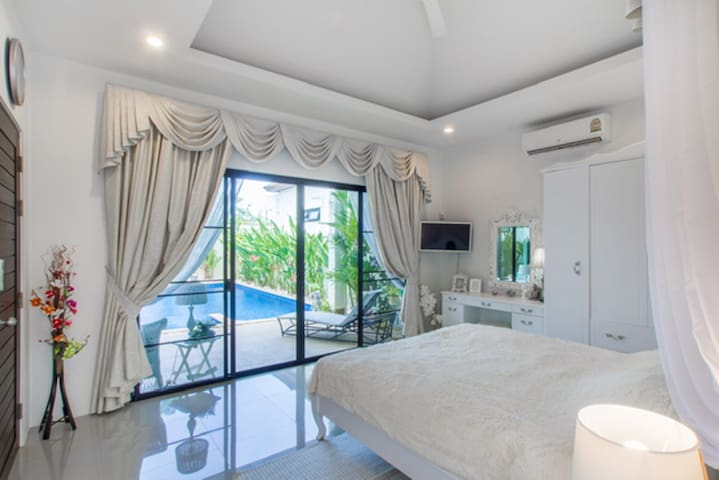 Dreamy 3br Boutique Pool Villa