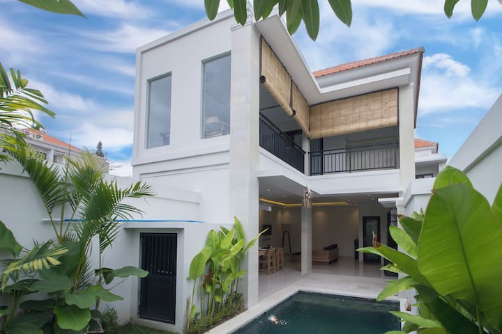 BRAND NEW 1 BR VILLA, PRIME LOCATION IN SEMINYAK