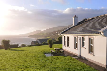A Cottage By the Sea in Ireland - Dingle