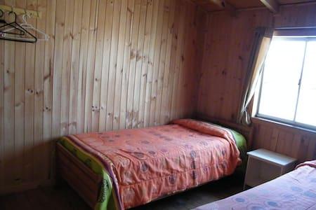 Twin room en Pichilemu centro - Pichilemu - Appartamento