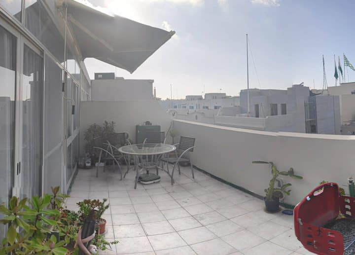 Birkirkara Penthouse with lovely terrace