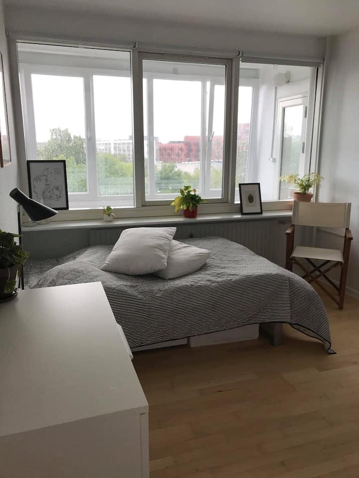 Hyggeligt privat værelse i Århus N
