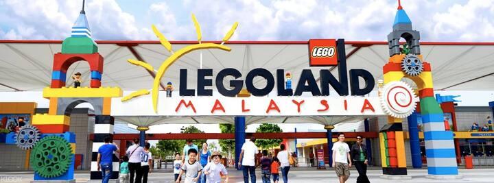 Pristine Paradiso 3pax  HiSpeed Wifi Legoland View
