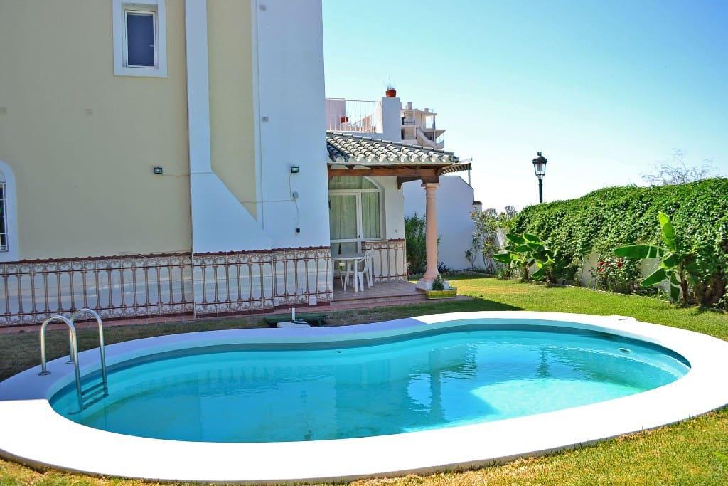 Casa en la costa del sol houses for rent in nerja - Casas en la costa del sol ...