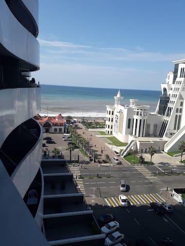 Batumi, Georgia Orbi Residence 2019