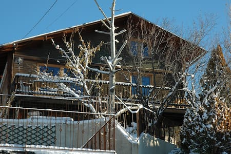 Cosy chalet in a sunny location - Estavar