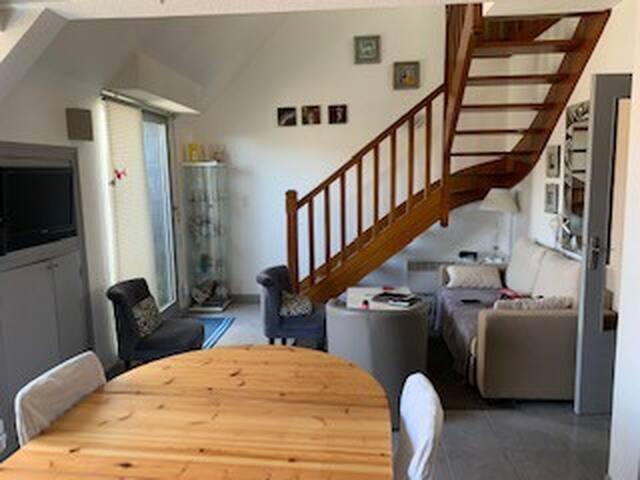 Appartement Duplex hyper centre Douarnenez