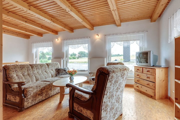 Cosy Apartment in Boiensdorf near Rustwerder Nature Reserve