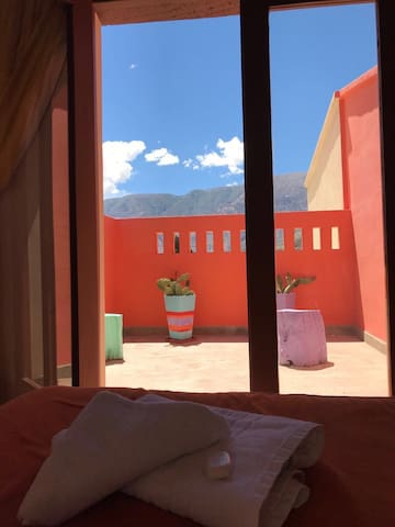 Las Vicuñas - Departamento con balcón (2 pax)