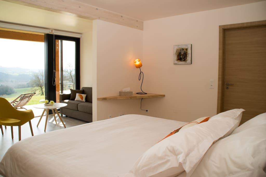Villa Lascaux, Suite 1