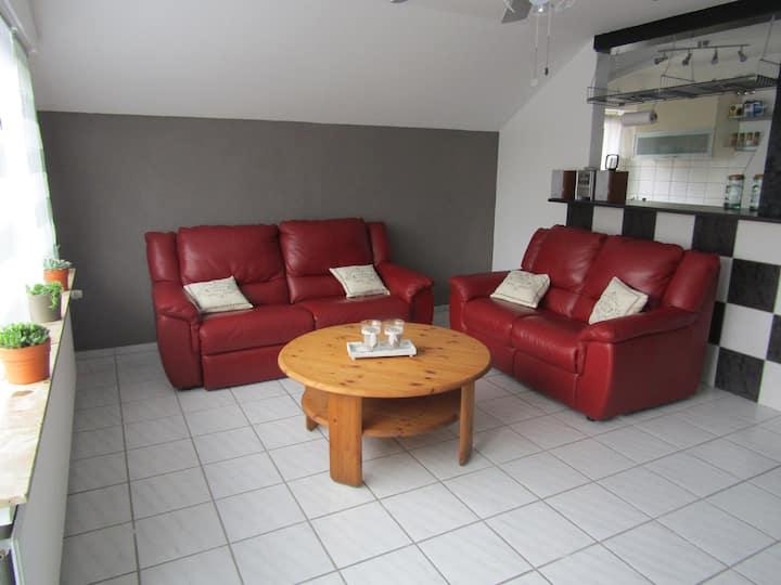 Wohnung zentral im Ruhrgebiet in Bochum Hiltrop