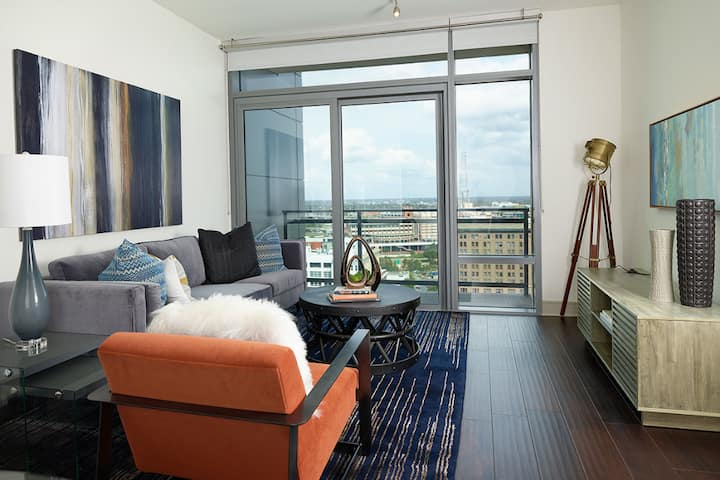 Love where you live | 1BR in Houston