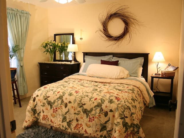 Friendly, Comfy Guest Suite