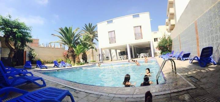 A4#residence familiale Cap Falcon Ain Turc Oran