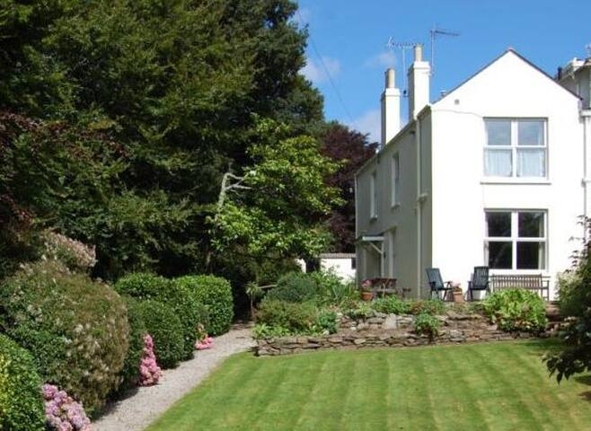 Penstraze cottage near Gylly Beach - Cornwall - House