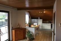 Ferienwohnung Renate mit Sauna am Eifelsteig