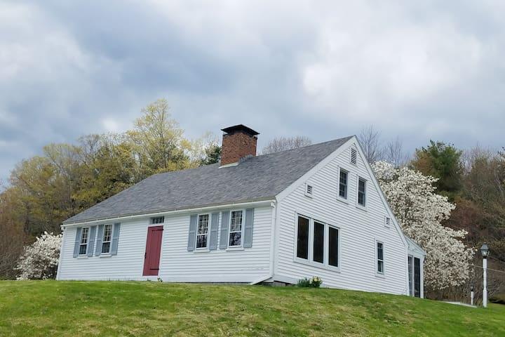 Circa 1777 New England Cape