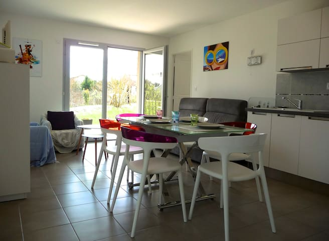 Carré Nature (La Baule-Guerande) - Guérande - Apartmen